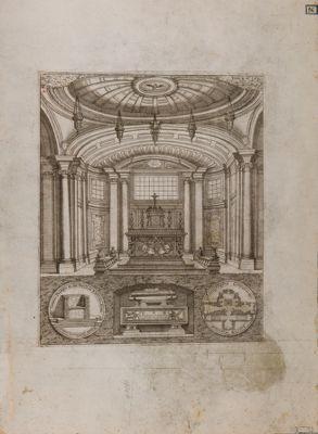 S. Martina, cripta della chiesa