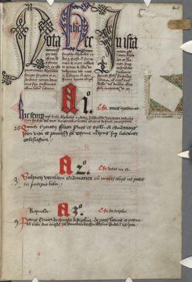 Cambridge, Corpus Christi College, MS 141: Registrum bibliothece de Syon