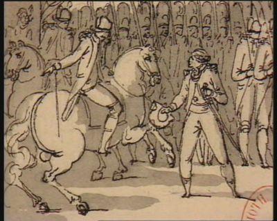 [Deuxième événement du quatorze juillet 1790] [dessin]