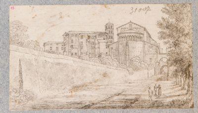 Chiesa dei SS. Giovanni e Paolo, esterno