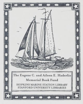 The Eugene C. and Aileen E. Haderlie Memorial Book Fund
