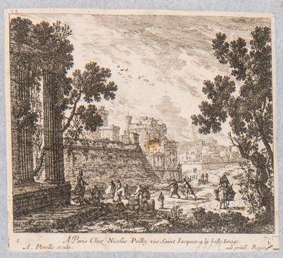 Foro Romano, panorama