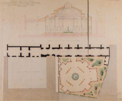 Campidoglio, progetto di ampliamento dei Musei