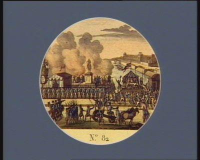 N.o 82 22 juillet. Proclamation à Paris de la patrie en <em>danger</em>... : [estampe]