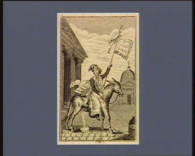 Ego fluctus propter Christum [estampe]