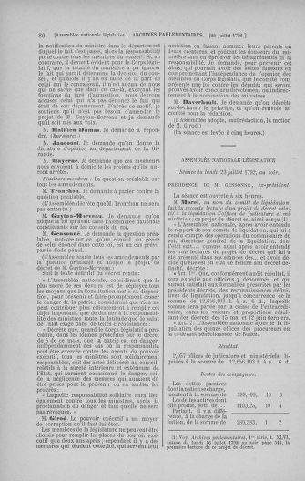 Tome 47 : Du 21 juillet au 10 août 1792 - page 80