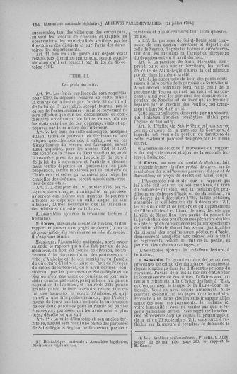Tome 47 : Du 21 juillet au 10 août 1792 - page 114
