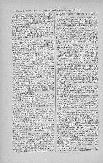 Tome 47 : Du 21 juillet au 10 août 1792 - page 164