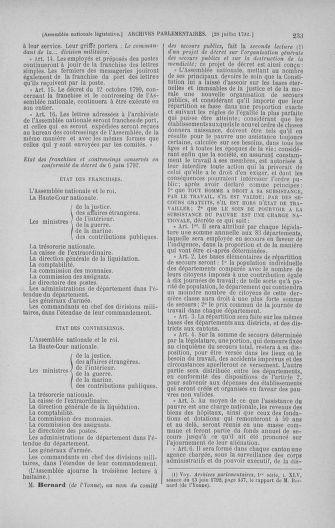 Tome 47 : Du 21 juillet au 10 août 1792 - page 233
