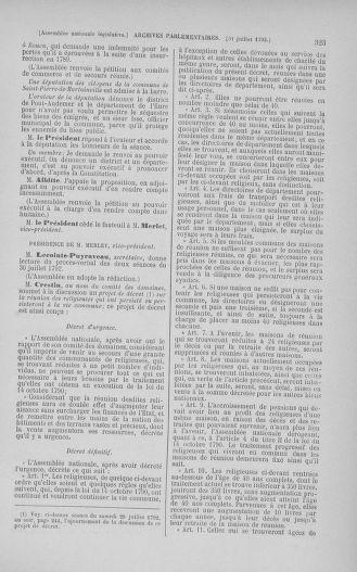 Tome 47 : Du 21 juillet au 10 août 1792 - page 323