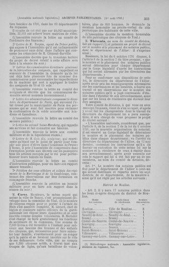 Tome 47 : Du 21 juillet au 10 août 1792 - page 333