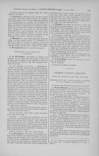 Tome 47 : Du 21 juillet au 10 août 1792 - page 403