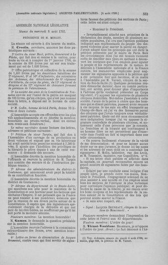 Tome 47 : Du 21 juillet au 10 août 1792 - page 553
