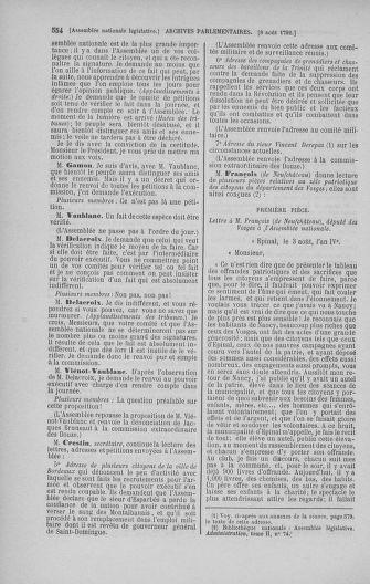 Tome 47 : Du 21 juillet au 10 août 1792 - page 554