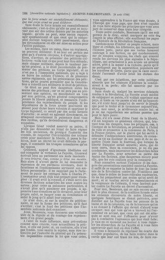 Tome 47 : Du 21 juillet au 10 août 1792 - page 588