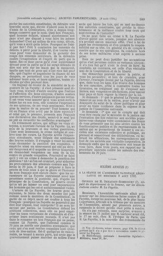 Tome 47 : Du 21 juillet au 10 août 1792 - page 589