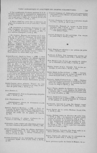 Tome 47 : Du 21 juillet au 10 août 1792 - page 739