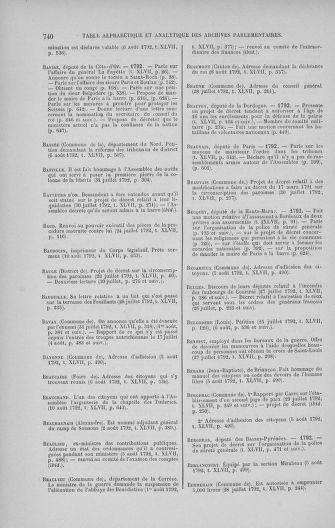 Tome 47 : Du 21 juillet au 10 août 1792 - page 740