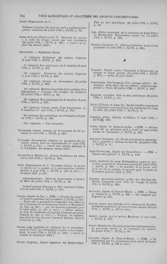Tome 47 : Du 21 juillet au 10 août 1792 - page 764