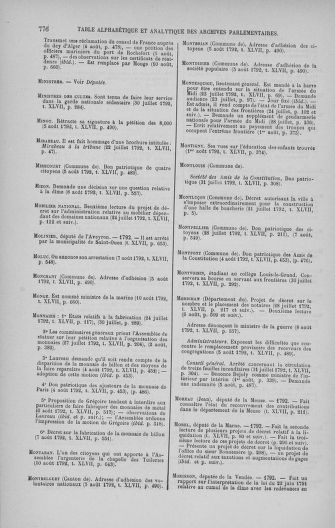 Tome 47 : Du 21 juillet au 10 août 1792 - page 776