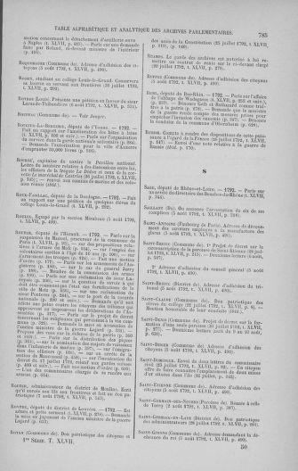 Tome 47 : Du 21 juillet au 10 août 1792 - page 785
