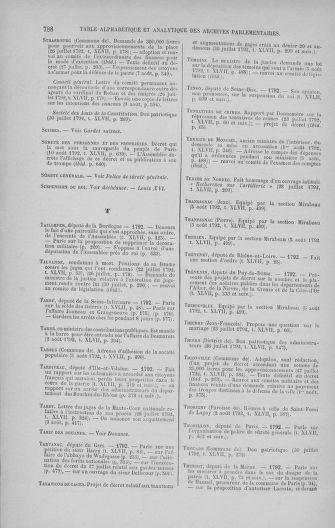 Tome 47 : Du 21 juillet au 10 août 1792 - page 788