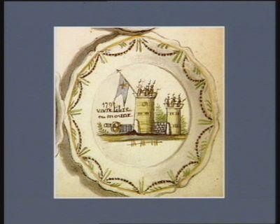 1792 vivre libre ou mourir [dessin]