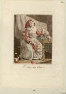 Madame sans culotte [estampe]