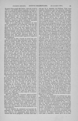 Tome 10 : Du 12 novembre au 24 décembre 1789 - page 21