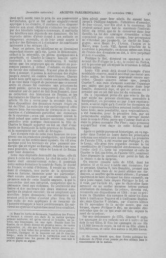 Tome 10 : Du 12 novembre au 24 décembre 1789 - page 47