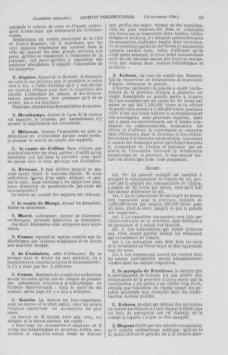 Tome 10 : Du 12 novembre au 24 décembre 1789 - page 55