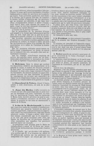 Tome 10 : Du 12 novembre au 24 décembre 1789 - page 56