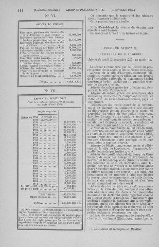 Tome 10 : Du 12 novembre au 24 décembre 1789 - page 114