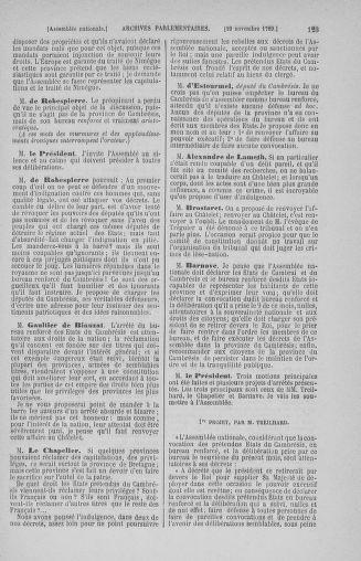 Tome 10 : Du 12 novembre au 24 décembre 1789 - page 123