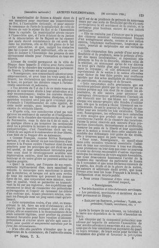 Tome 10 : Du 12 novembre au 24 décembre 1789 - page 129