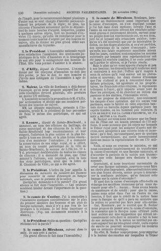 Tome 10 : Du 12 novembre au 24 décembre 1789 - page 130
