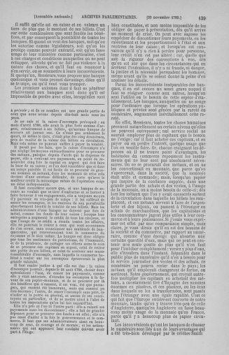 Tome 10 : Du 12 novembre au 24 décembre 1789 - page 139