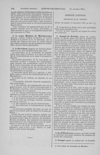 Tome 10 : Du 12 novembre au 24 décembre 1789 - page 168