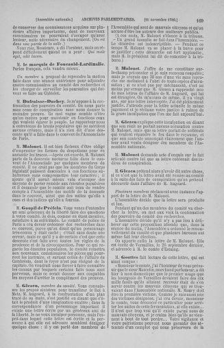 Tome 10 : Du 12 novembre au 24 décembre 1789 - page 169