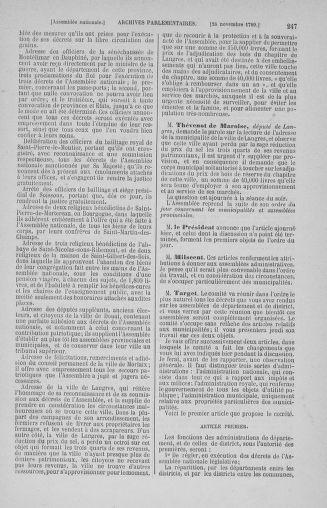 Tome 10 : Du 12 novembre au 24 décembre 1789 - page 247