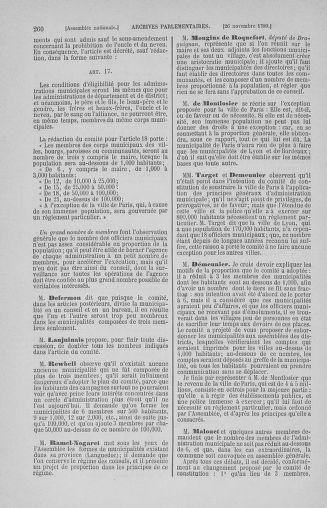 Tome 10 : Du 12 novembre au 24 décembre 1789 - page 260