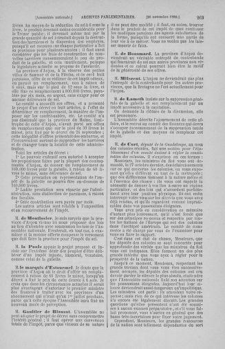 Tome 10 : Du 12 novembre au 24 décembre 1789 - page 263