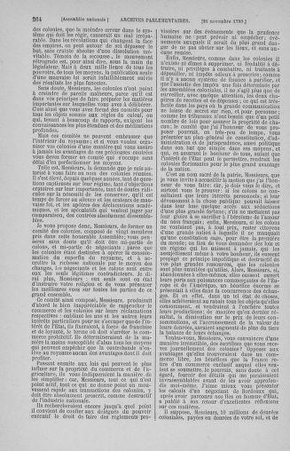 Tome 10 : Du 12 novembre au 24 décembre 1789 - page 264