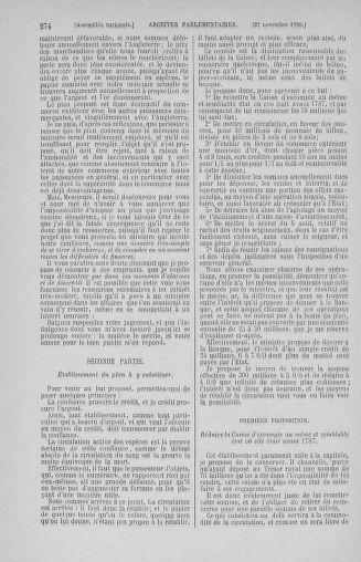 Tome 10 : Du 12 novembre au 24 décembre 1789 - page 274