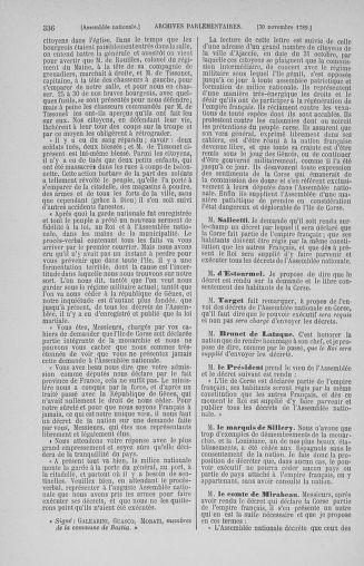 Tome 10 : Du 12 novembre au 24 décembre 1789 - page 336
