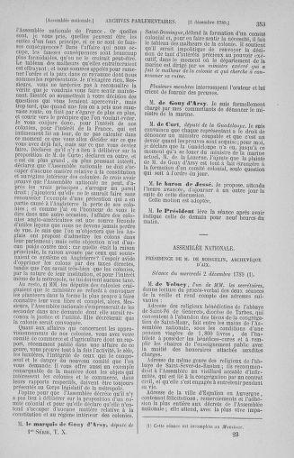Tome 10 : Du 12 novembre au 24 décembre 1789 - page 353