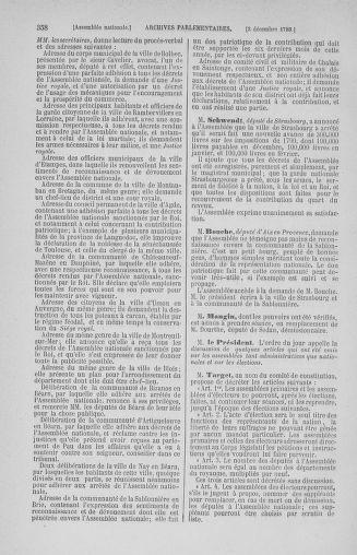 Tome 10 : Du 12 novembre au 24 décembre 1789 - page 358