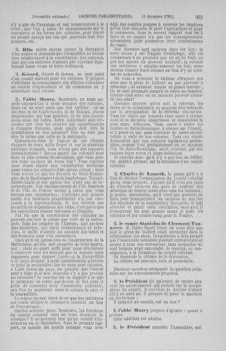 Tome 10 : Du 12 novembre au 24 décembre 1789 - page 363