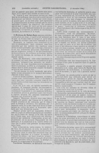 Tome 10 : Du 12 novembre au 24 décembre 1789 - page 410