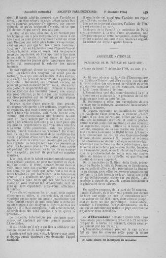 Tome 10 : Du 12 novembre au 24 décembre 1789 - page 415
